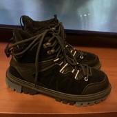 Ботинки 40/41 размер