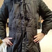 Демисезонная девочковая куртка - пальто