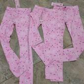 Лосіни для дівчинки. Розмір 122-128