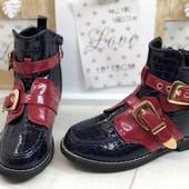 Детские ботинки, сезон весна-осень. Р. 35
