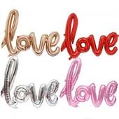 """""""Love"""" фольгированный шар"""
