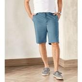 Классные мужские шорты Livergy, р.56, темно-голубые