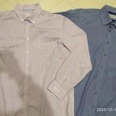 новые рубашки Canda р.XL(43-44) 100%коттон цвет на выбор (сток на дефекты проверено)