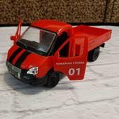 Газель Пожарная служба