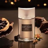 Soft Musk Delice для нее, 50 мл.Восхитительный восточно-цветочный аромат! Собирайте лоты!