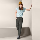 Функциональные треккинговые брюки от tchibo (германия), размер 40 евро, на наш 46/48