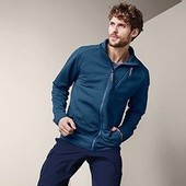Функциональная, спортивная куртка- толстовка на молнии DryActive Plus от Tchibo(германия) размер М