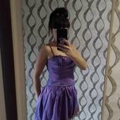 Вечернее,выпускное , нарядное платье с корсетом.