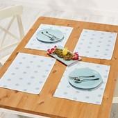 Готовим подарки! Нежный симпатичный набор салфеток 4 шт для сервировки Мeradiso Германия