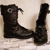 Зимние ботинки - берцы!
