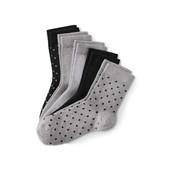Лот 2 пар Якісні бавовняні шкарпетки від tcm Tchibo (Німеччина), розміри: 35/38