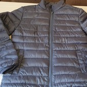 Сіра осіння куртка на хлопчика, бренд youngstyle, Польша розмір 146