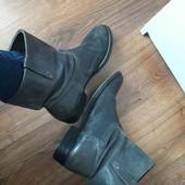 шкіряні суперові черевички 41