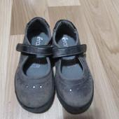 Збираємо лоти! Повністю шкіряні туфлі Устілка 15,5 см