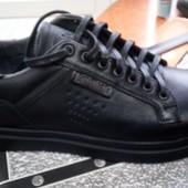 Шкіряні кросівки якісь 40,41,44р повномври/ шт / ін. моделі і моїх лотах!