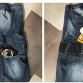 Много лотов от 39 грн. джинсовый сарафан размер S