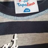 Реглан topolino, р 128 ,сост идеальное,много лотов