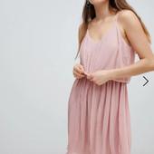 очаровательное платье плиссе от Pieces.