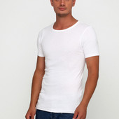 Лот 2 шт мужские бельевые футболки Livergy Германия размер 6/L
