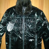 Курточка деми подросток