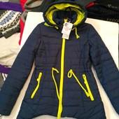 Две модели классных подростковых курток.