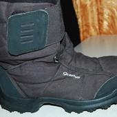 quechua зимние ботинки кеша 40 размер