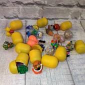 Киндеры, игрушки, фигурки одним лотом