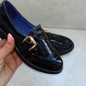 Шикарные туфельки 34., 35рр. Качество супер.