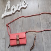 Классный кошелёк сумка клатч. С длинной клейкой клатч без шейки кошелёк