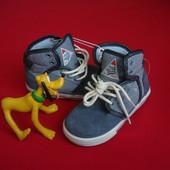 Ботинки Next натур замша 26 размер