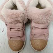 демисезонные ботинки f&f