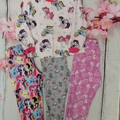 одним лотом пижамные штаны, кофта, пижама