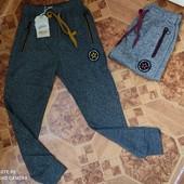 Cпортивные брюки для мальчиков от фирмы Sincere.134/140/146рр