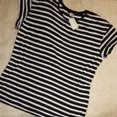 женская туника-футболка от H&M