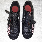 Обувь для футбола бутсы копы копочки сороконожки стелька 24,5