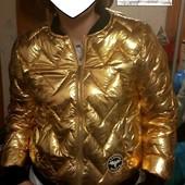 Женская куртка деми на синтапоне 46-48 р