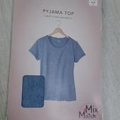 Мягенькая футболка для сна и отдыха от Esmara р. нем. S 36/38