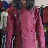 чоловіча куртка парка