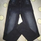скинни-джинсы (Германия)Pepperts skinny 10-11 лет т. Синие
