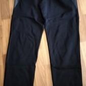 Спортивные тёплые штаны, флис, р xl (Турция)