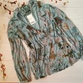 Отлично на весну! Красивая фирменная блуза Next.