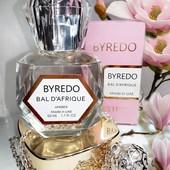 "Неземной легкий аромат от Byredo""Bal D'Afrique""лот ф.1"