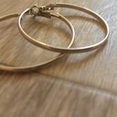 Сережки - кольца