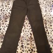 брюки  Next джинсового покроя,16.лет