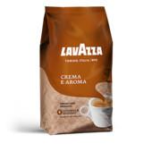 1кг Кофе зерно с густой пенкой Lavazza Crema e Aroma 1 кг