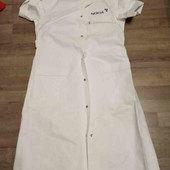 халат белый женский nokia размер 34