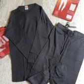 мужское термобелье: нательные футболка, длинный рукав+кальсоны