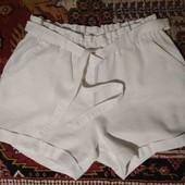 белые шорты поб. 53