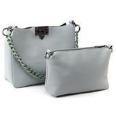 Стильная сумочка+ клатч 2 в 1