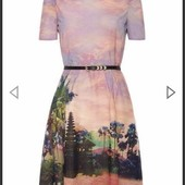 Платье uttam boutique london 40p